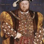 King Henry VIII 150x150 King Henry VIII & The Last Button of a Waistcoat