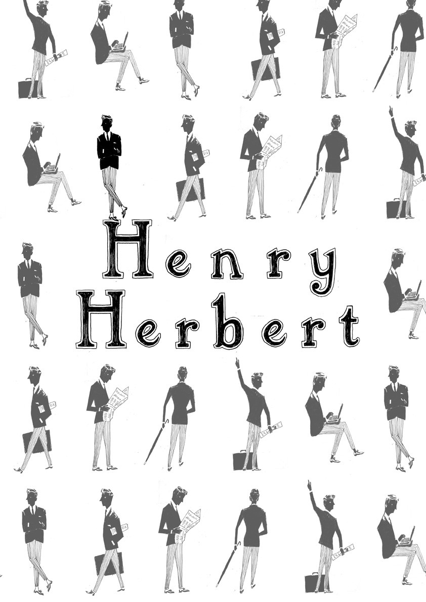 fin2 A great illustrator brings Henry Herbert to life