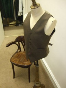 Bespoke Waistcoat