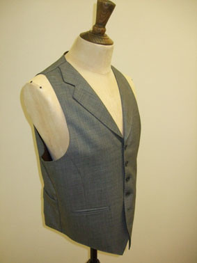 Bespoke Wedding Waistcoat Time for a Three Piece Suit