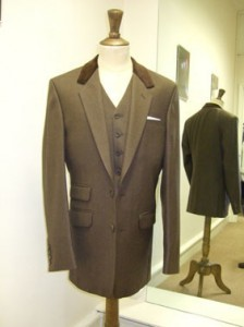 Special Bespoke Suit