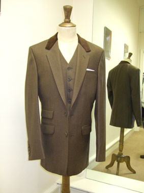 Special Bespoke Suit Wow what a suit!
