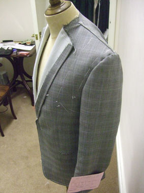 Suit 3 Henry Herbert Suit in Holland & Sherry Fabric