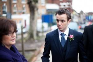 Bespoke Wedding Suits 300x199 A dashing gentleman in a dashing Henry Herbert suit....
