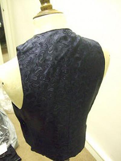 Freddie1 225x300 Bespoke Waistcoat for a Bespoke Band!