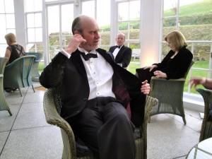 Henry Herbert Tailors Bespoke Dinner Suit