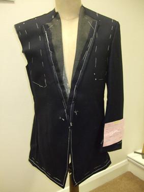 Bespoke Herringbone Suit