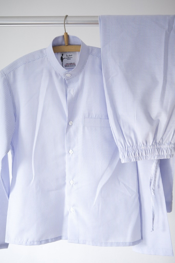 Bespoke Shirt Pyjamas Savile Row 682x1023 Henry Herbert makes Pyjamas too!