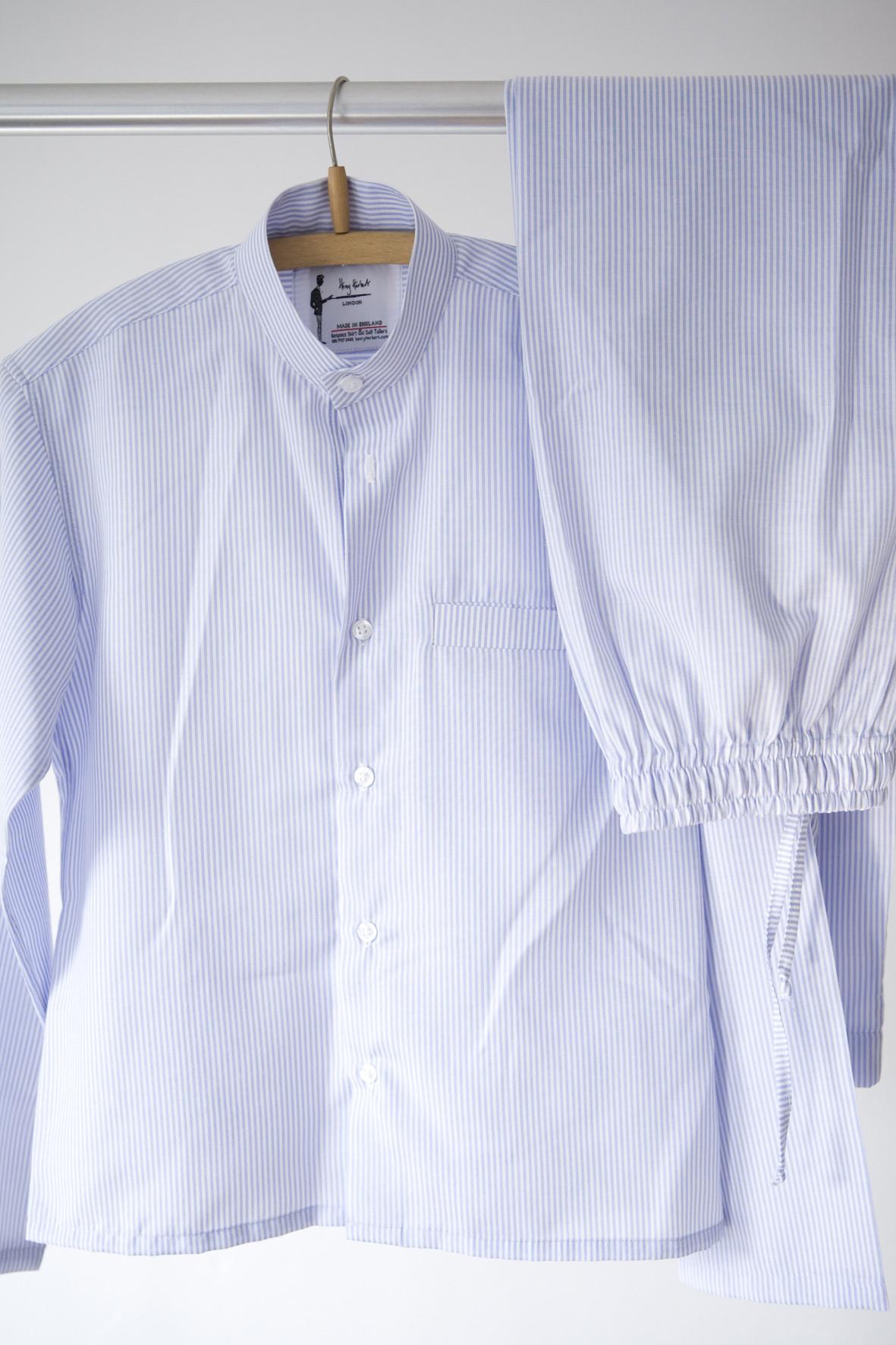 Bespoke Shirt Pyjamas Savile Row