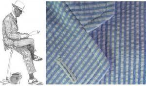 Seersucker Wedding Suit Seersucker The Coolest Cloth
