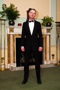 Bespoke Dinner Suit by Henry Herbert Tailors