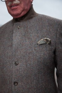 Tailored Tweed Suits London