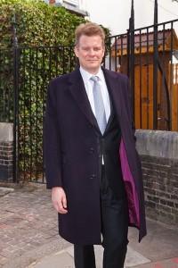 Henry Herbert Bespoke Overcoat