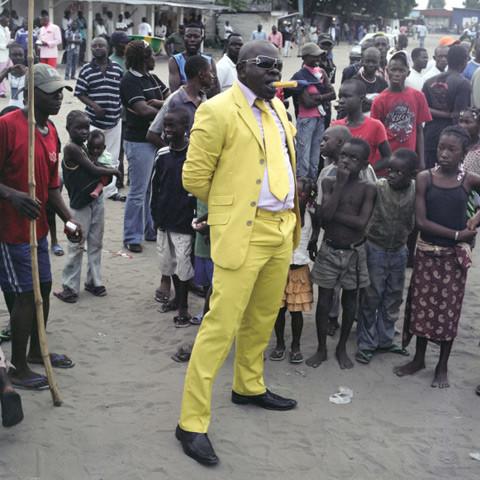 1 Serge le Temoin de Playboy & Co. Sartorial elegance in Congo