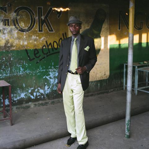 2 Serge le Temoin de Playboy & Co. Sartorial elegance in Congo