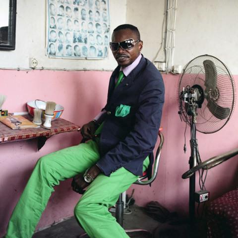 6 Serge le Temoin de Playboy & Co. Sartorial elegance in Congo