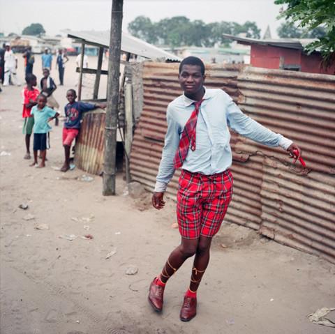 7 Serge le Temoin de Playboy & Co. Sartorial elegance in Congo