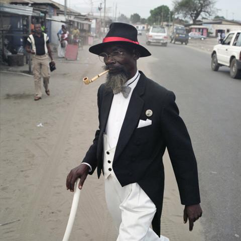 9 Serge le Temoin de Playboy & Co. Sartorial elegance in Congo