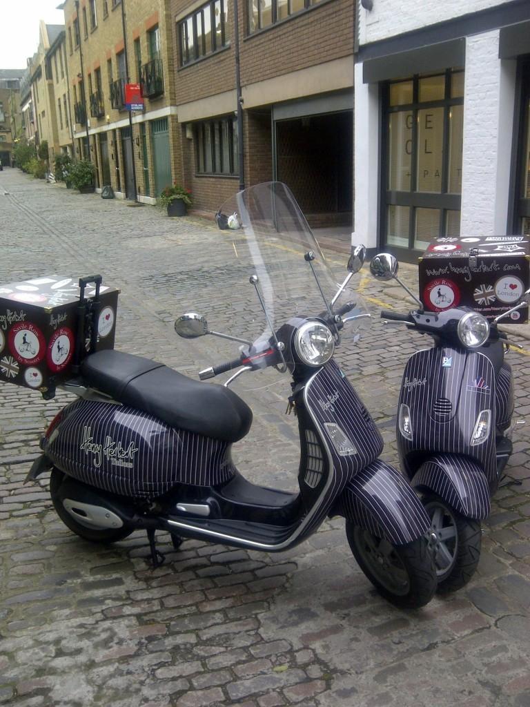 Silvio Babarella2 768x1024 Roman holidays....Silvio & Babarella join the HH fleet.....