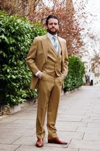 Henry HerbertTailors Country Suit Tweed Suit