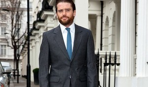 Classic English Charcoal Suits