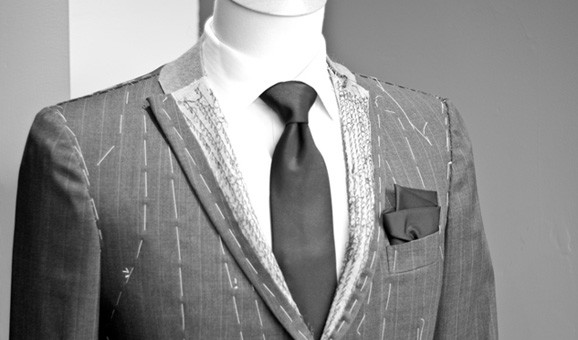 BespokeSuits front The English Cut Suit