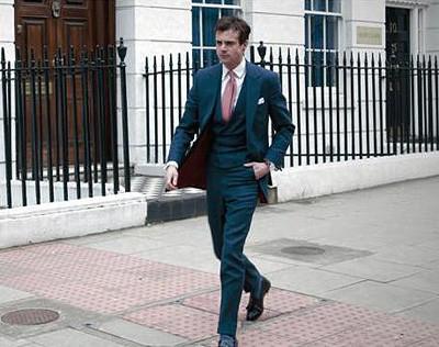 Tweed Three Piece Bespoke Suit