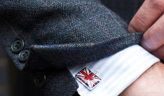 Keeping it British: London Tailor Henry Herbert Tailors