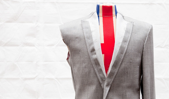 suit dummy slideshow Mens tailors london