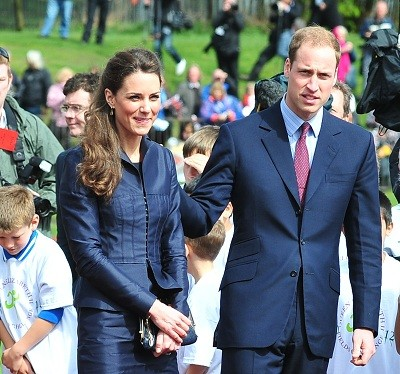 kate and will 02 wenn3291243 1 The navy blue suit for lifes most important occassions
