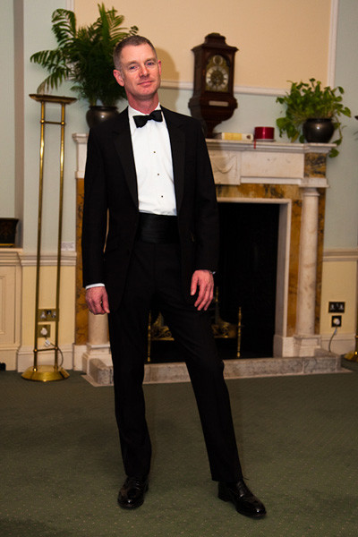 Bespoke Dinner Suit by Savile Row Tailors Henry Herbert Tailors Dressed to Thrill by Henry Herbert Tailors