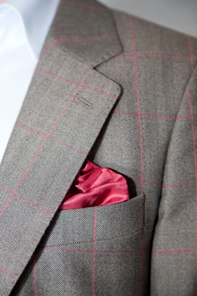 Bespoke Tweed Sports Jacket