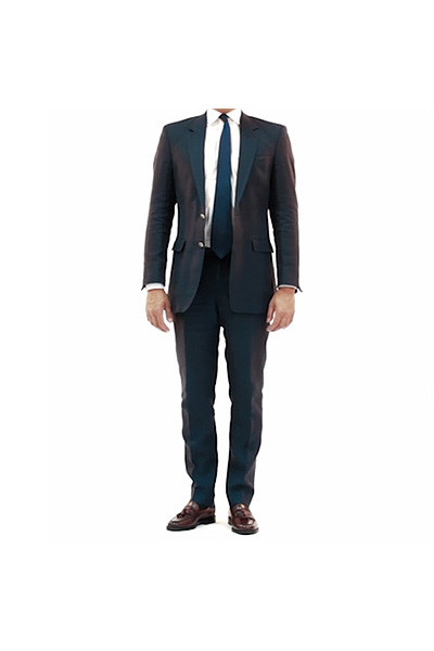 vidcover The Blue Wool Suit