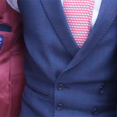 newvidcover Three Piece Suit: For the City & The Country