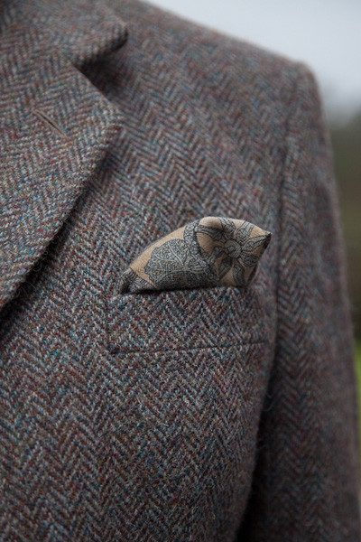 Henry Herbert Tailors Country Suit Harris Tweed & Plus 4s by Henry Herbert Tailors