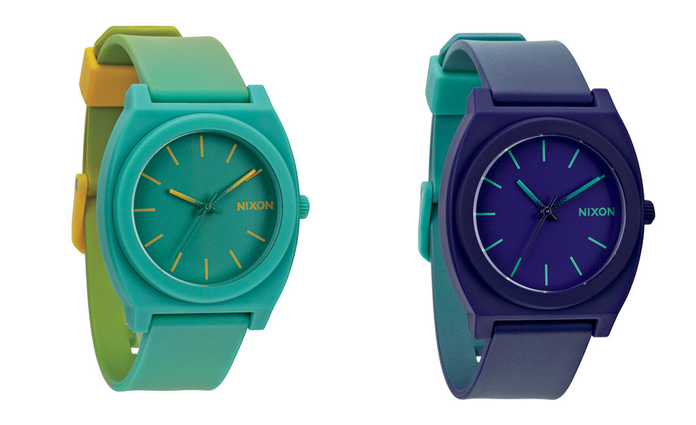 nixon time teller dip dye watch collection Top 5 Valentines Day Gifts for Him