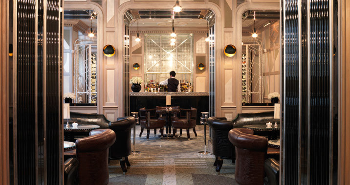 CON ConnaughtBar 10 Top 5 London Hotel Bars