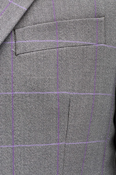 Henry Herbert 006 The Three Button Suit