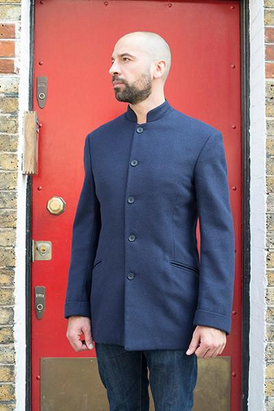 Henry Herbert 020 The Nehru Suit