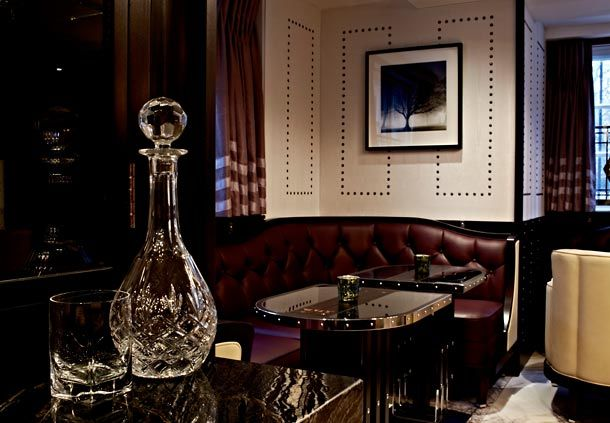 Luggage Room 3 Top 5 London Hotel Bars