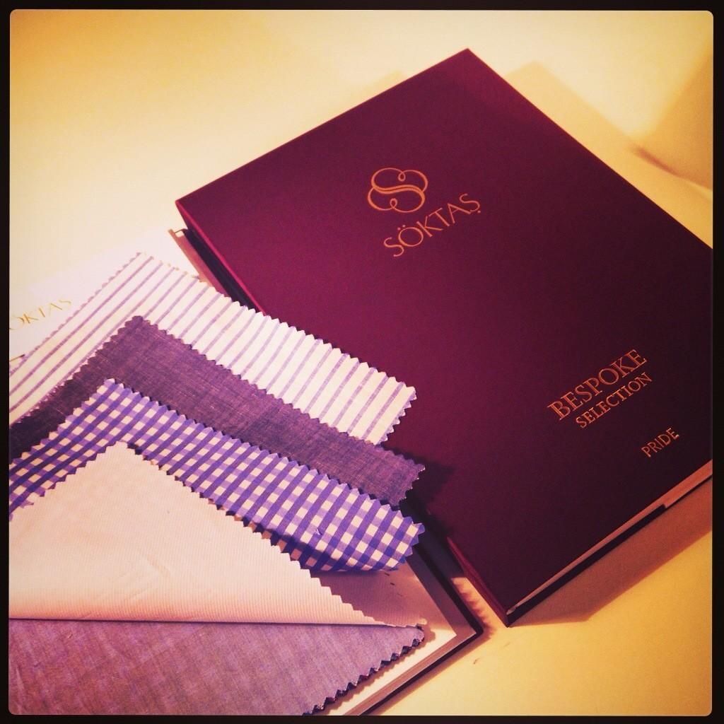 photo of soktas fabric samples