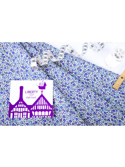 LibertyHR 7589 Make your own shirt with Liberty prints