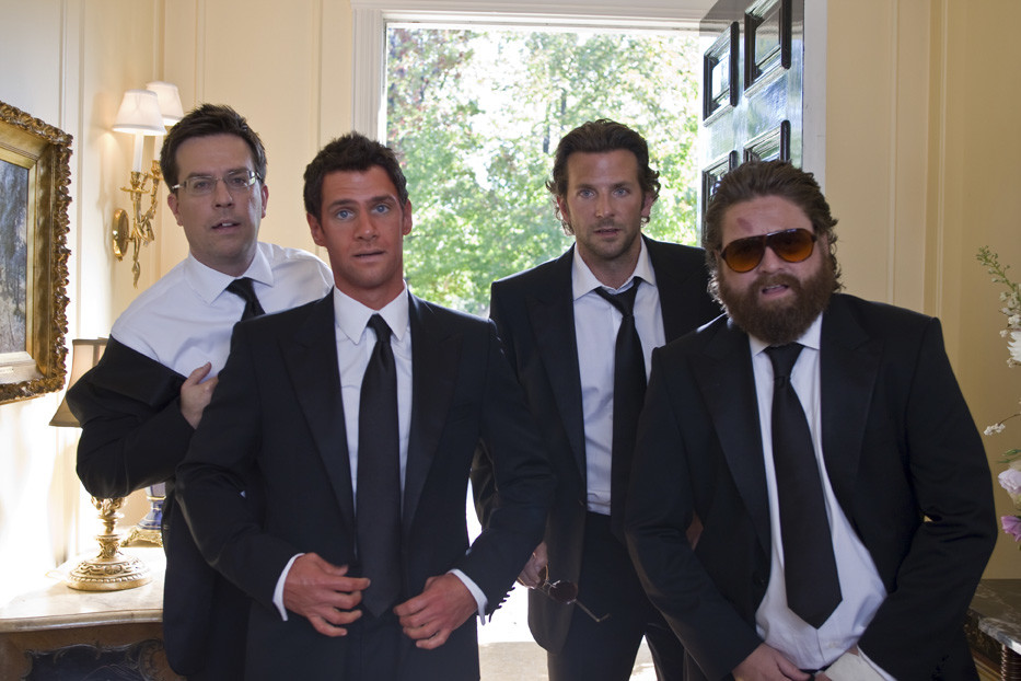the hangover Bespoke Suits for Halloween