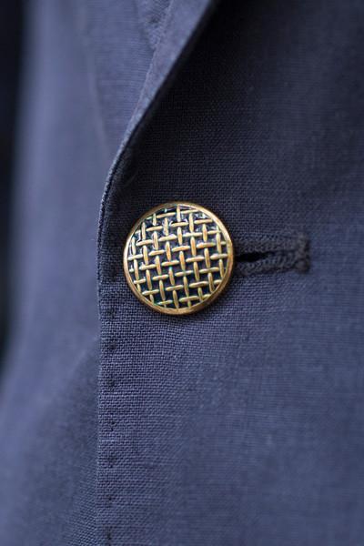 Henry Herbert 001 Bespoke Linen Suit