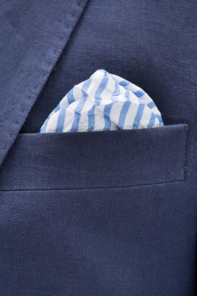 Henry Herbert 002 Bespoke Linen Suit