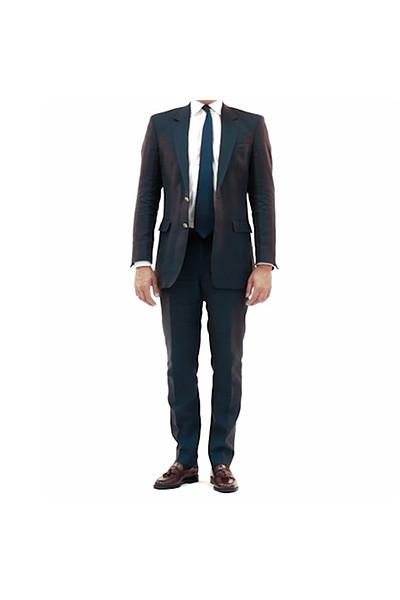 vidcover Bespoke Linen Suit