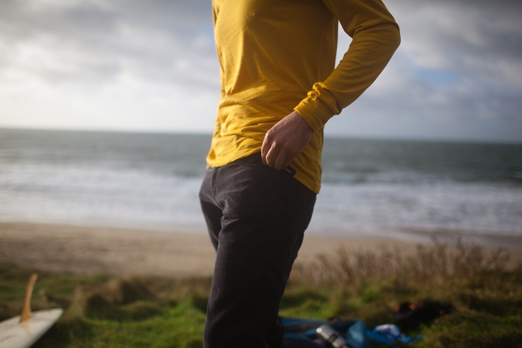 Eddy base layer by Finisterre