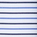 Blue and Black Stripe