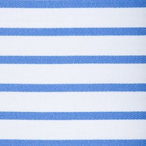 Thin Blue Butcher Stripe