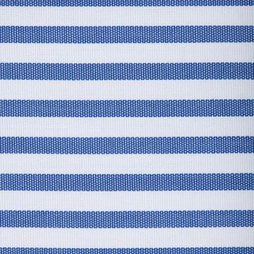 Blue and White Classic Stripe
